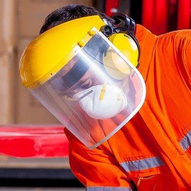 Gesichtsschutz als Persönliche Schutzausrüstung – PSA