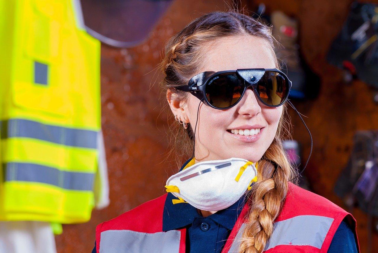 Persönliche Schutzausrüstung (PSA) im Arbeitsschutz
